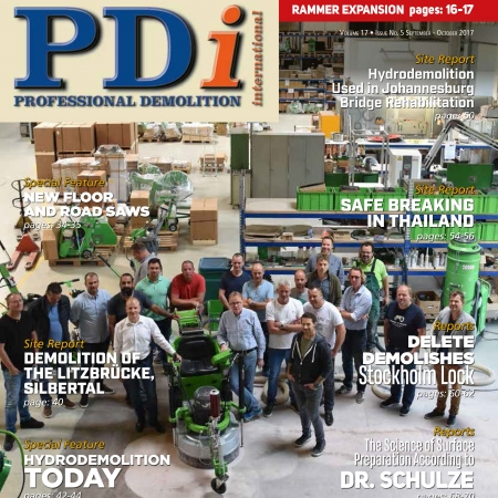 PDi-Cover, Article about DRS-FLOOR